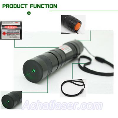 pointeur laser vert 500mw pas cher