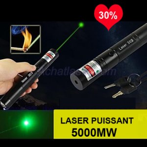 laser puissant 5000mw