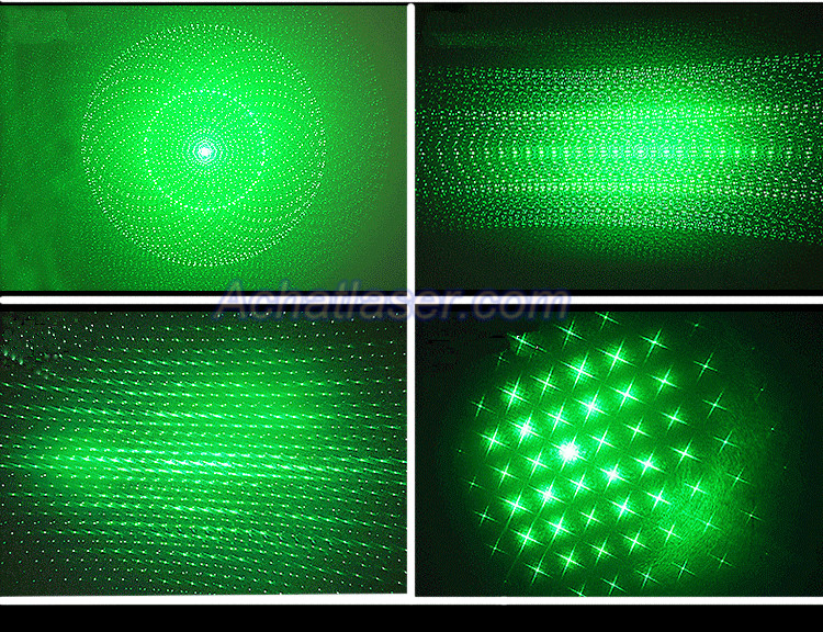 Pointeur laser vert 5000mw puissant