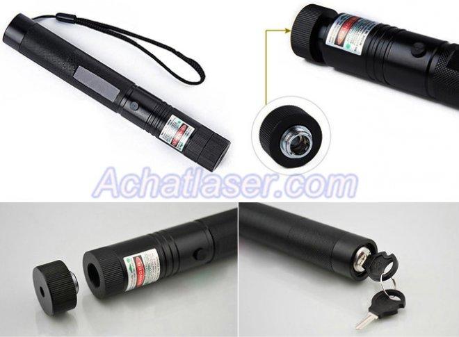 pointeur laser 2W prix