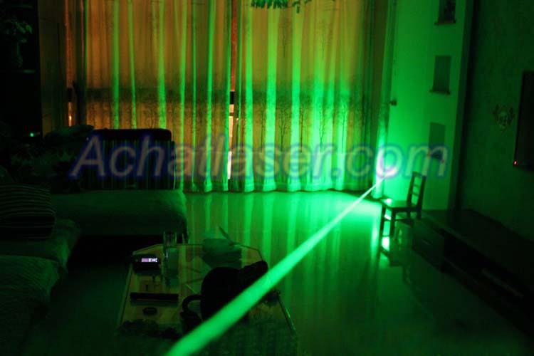 Pointeur Laser vert 10000mW puissant