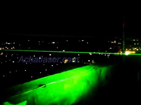 10000mW Pointeur Laser vert