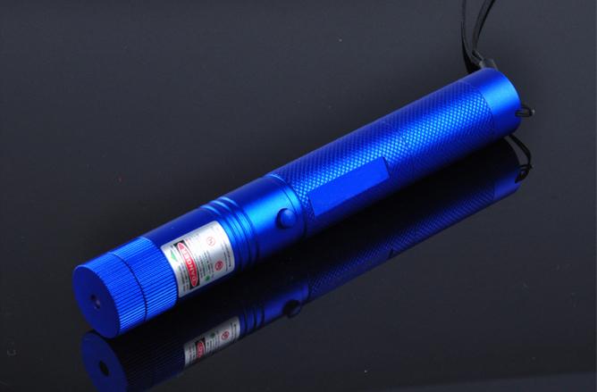 laser vert puissant