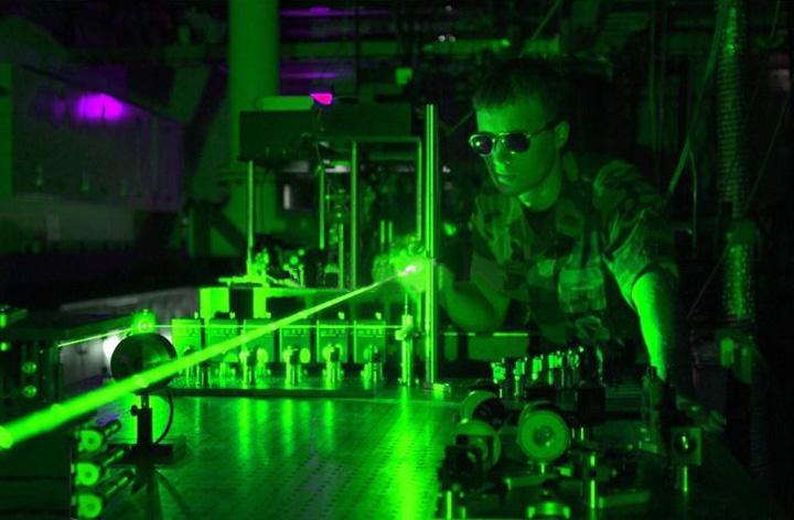 10W Laser vert