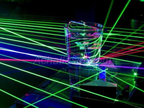 10W Laser puissant