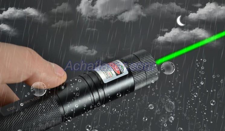 10W Laser vert puissant pas chere