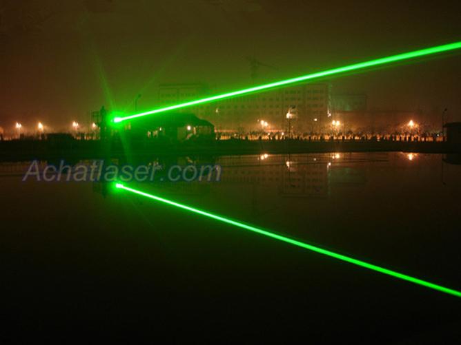 laser surpuissant