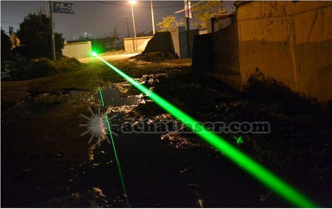 Laser 10W puissant