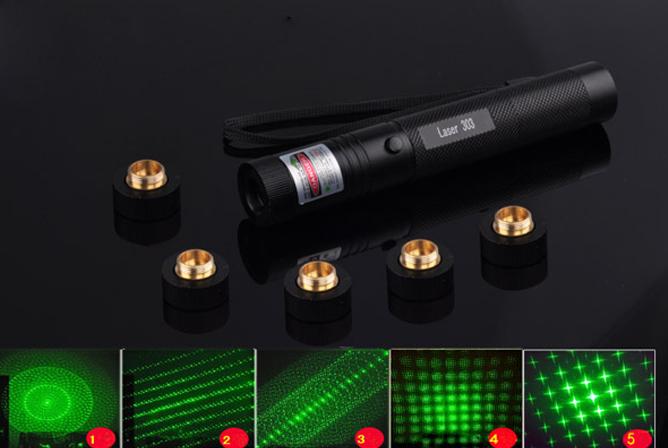 Laser puissant 30000mw de puissance for Comment utiliser un laser
