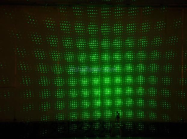 laser vert 2000mW