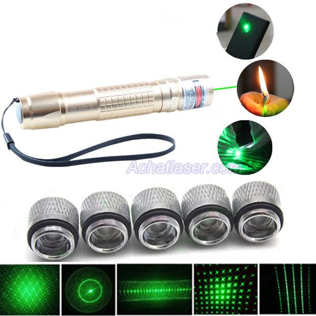 Laser vert 3000mw puissant