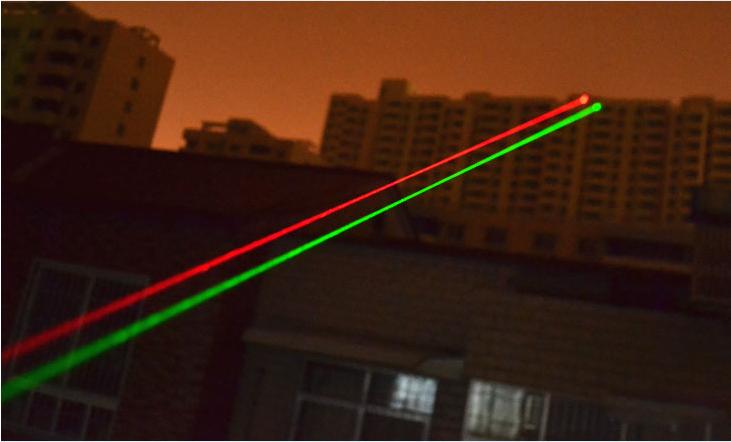 Achat htpow pointeur laser rouge et vert 200mw puissant deux couleurs for Pointeur laser vert mw