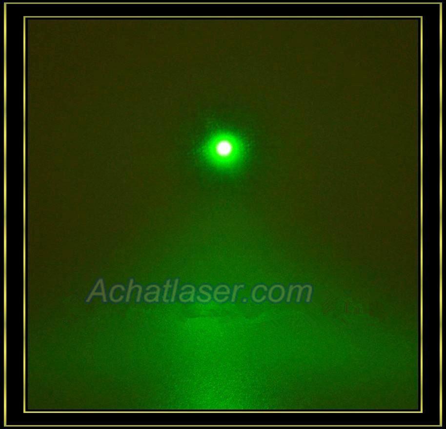 Laser vert 30mW