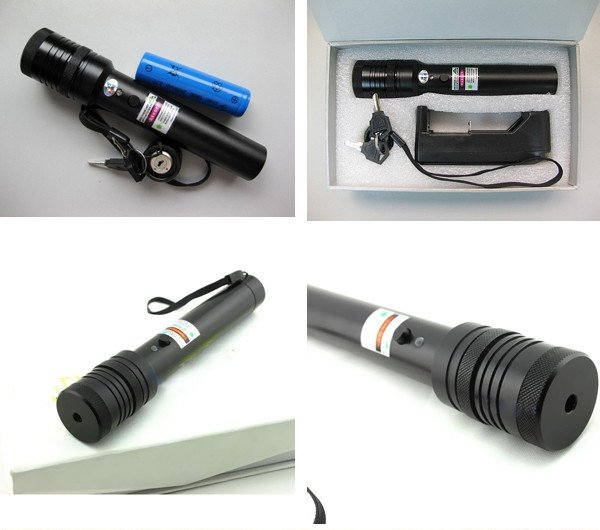 Acheter Pointeur Laser Vert 500mW Puissant prix