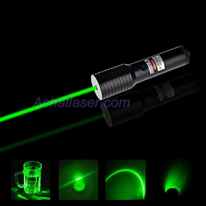 Acheter 50mw pointeur laser vert classe 3b puissant for Pointeur laser vert mw