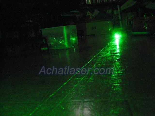 Laser vert 300mW prix