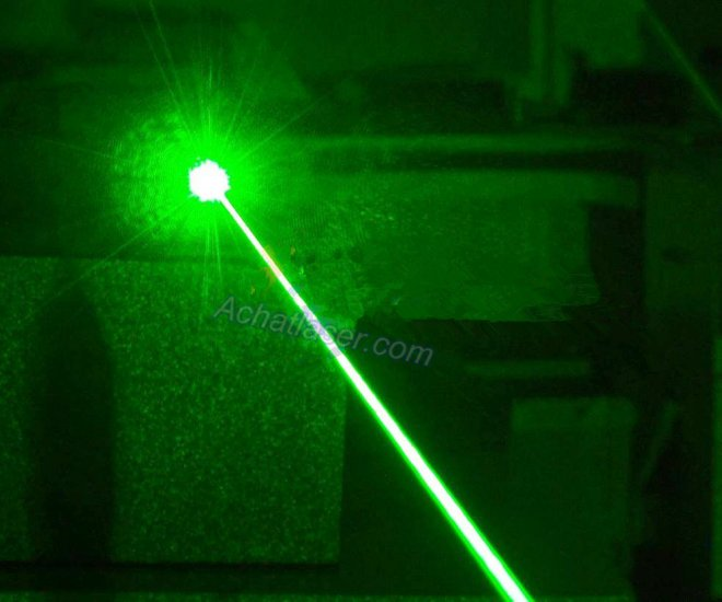Pointeur laser vert 1000mw 2000mw3000mw 8