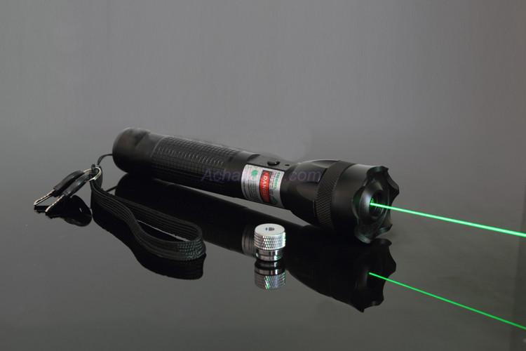 acheter 200mw le torche laser vert avec faisceau d 233 toile