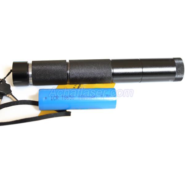 Acheter 100mw lampe de poche laser vert puissante - Allumer lampe de poche ...