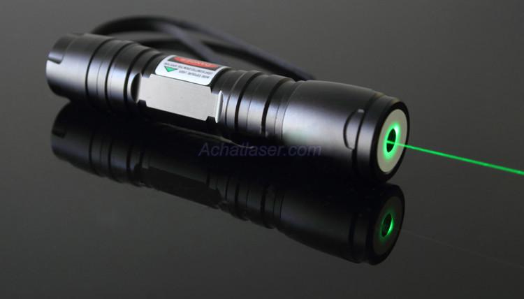 trouver 100mw le torche laser vert hightech