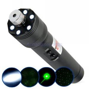 Vert 200mw Lumineux Faisceau Puissant Avec Lampe Torche Laser gYbf76yv