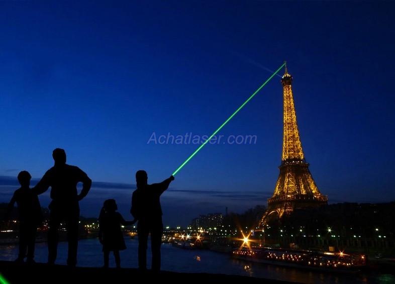 pointeur Laser vert 3000mW puissant pas cher