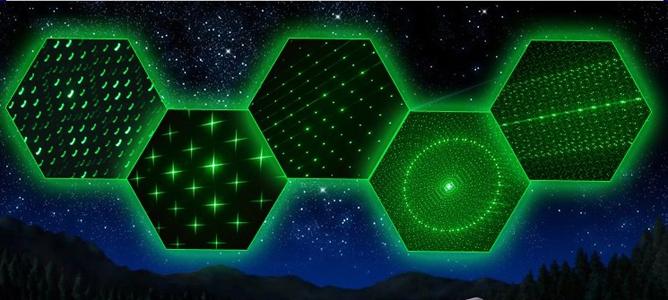 laser vert 3000mw focusable avec clé de sécurité