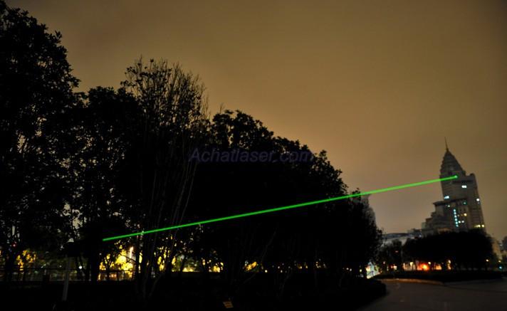 3000mW Laser vert