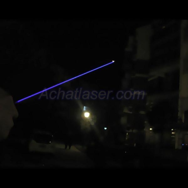 Acheter Pointeur Laser bleu 100mW