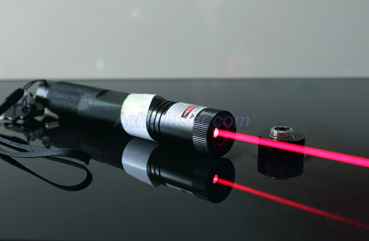 200mw lampe torche laser rouge