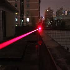 laser pointeur rouge