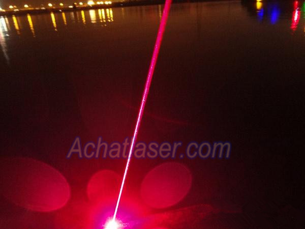 Pointeur Laser 3W rouge