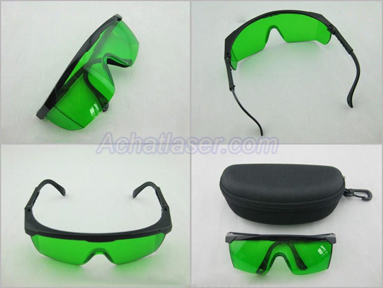 lunettes de protection pour laser bleu violet gentlemint. Black Bedroom Furniture Sets. Home Design Ideas