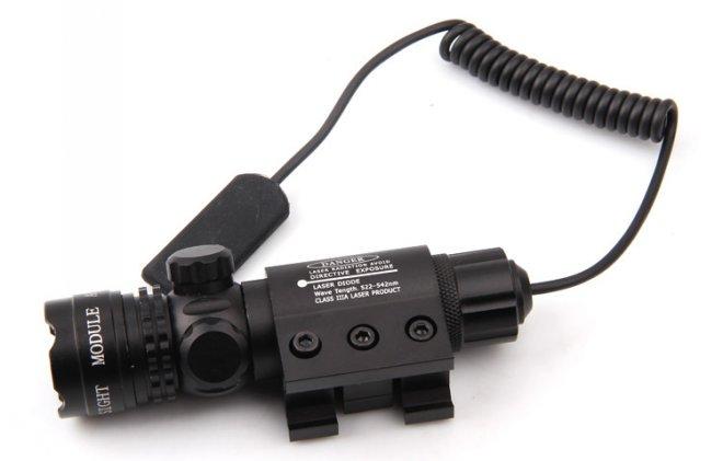 viseur laser vert 5mw pour pistolet au bon march chez. Black Bedroom Furniture Sets. Home Design Ideas