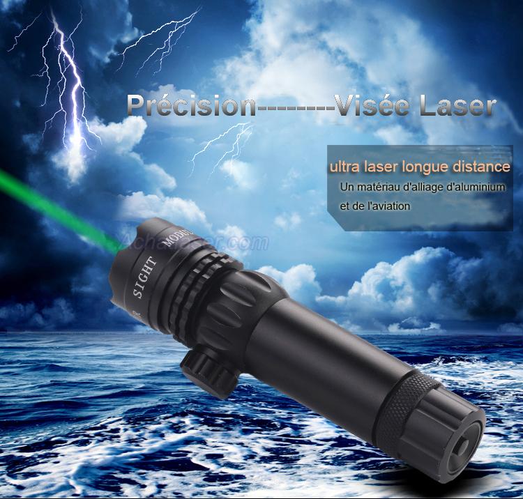acheter Visée laser vert