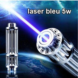 laser bleu 5000mw puissant