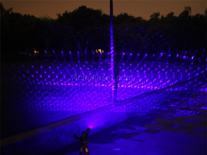 Laser bleu 10W puissant pas cher