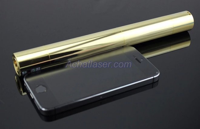 Laser 20000mW bleu