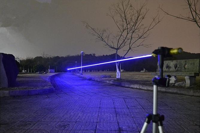 Laser bleu 10W