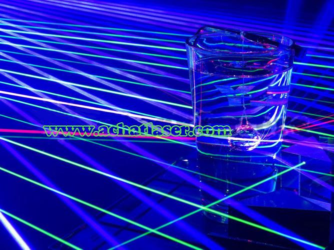 Laser pointeur bleu 10000mW