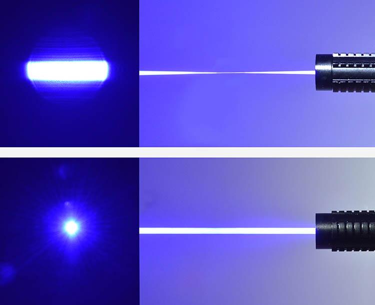 acheter Laser bleu 30W puissant