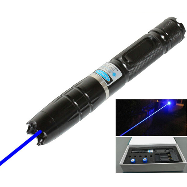 stylo pointeur laser bleu 10000mw puissant nouveau. Black Bedroom Furniture Sets. Home Design Ideas