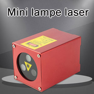 DP4S Mini lampe laser RGB portable rechargeable