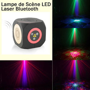 Lampe laser portable rechargeable
