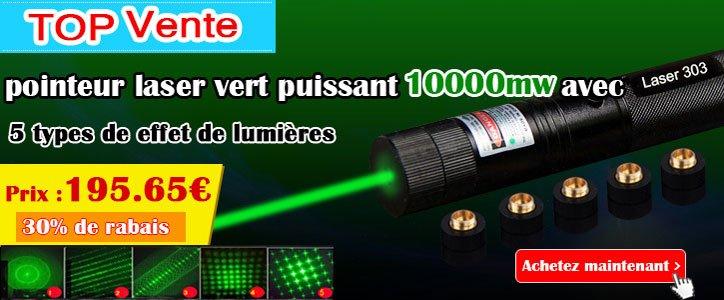 laser vert 10000mw